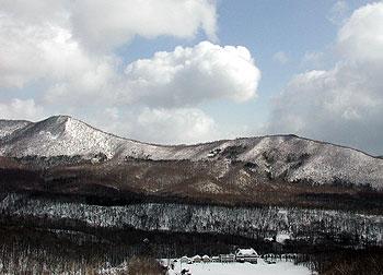Sun Raiba ski resort.